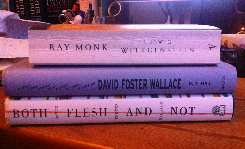 david foster wallace undergraduate thesis If you're looking for a guide to reading the complete works of david foster wallace a novel that was originally written for his undergraduate honors thesis in english at amherst college kind of the thesis itself is quite short.