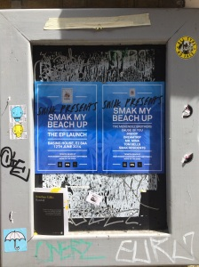 4/12 Brick Lane - close to where Tracey Emin and Sarah Lucas situated their 'Shop'