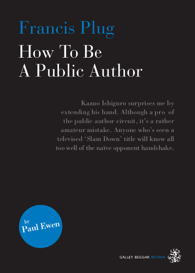 francis-plug--how-to-be-a-public-author--paperback