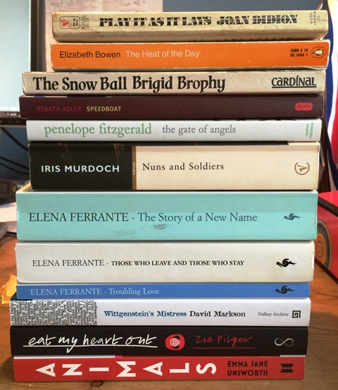 year in reading 2014